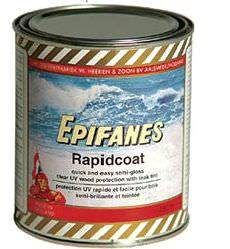 Epifanes Rapidcoat Woodfinish Varnish 750 ml.