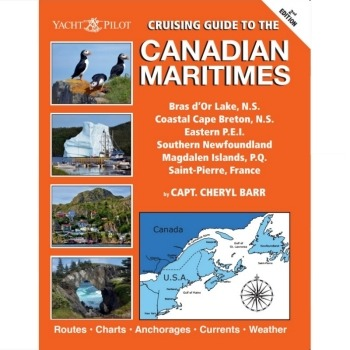 Cruising Guide to the Canadian Maritimes Barr 2nd Edition
