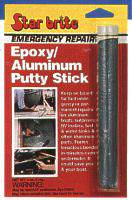 Starbrite Epoxy Aluminum Putty Stick 4 oz.