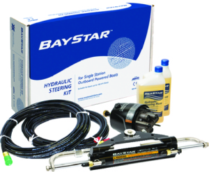 Baystar Hydraulic Steering Kit HK4200A3