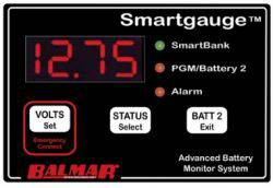 Balmar 44-SG-1224 Battery Monitor Smartgauge