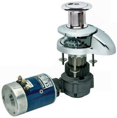 Maxwell RC8 Windlass with Capstan - 5/16 in. 12V DC 1000W