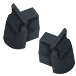 Harken 2723 Small Boat High-Beam Trim Caps Pair
