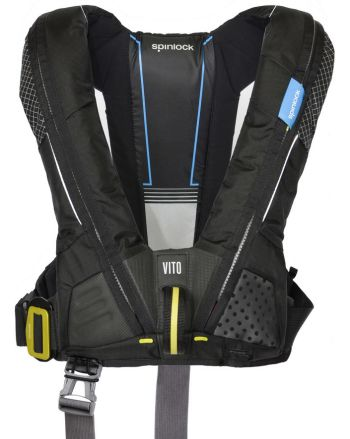Spinlock Deckvest VITO Offshore 170N Hammar Hydrostatic Inflatable Lifejacket