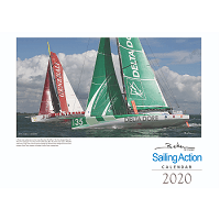Beken Calendar  - Sailing Action 2020