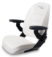 SHOCKWAVE Corbin 2 Seat Storm White