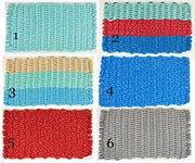 "All For Knot Hand-Crafted Rope Door Mat 32"" x 18"""